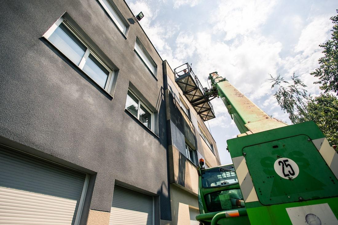 entretien nettoyage facade